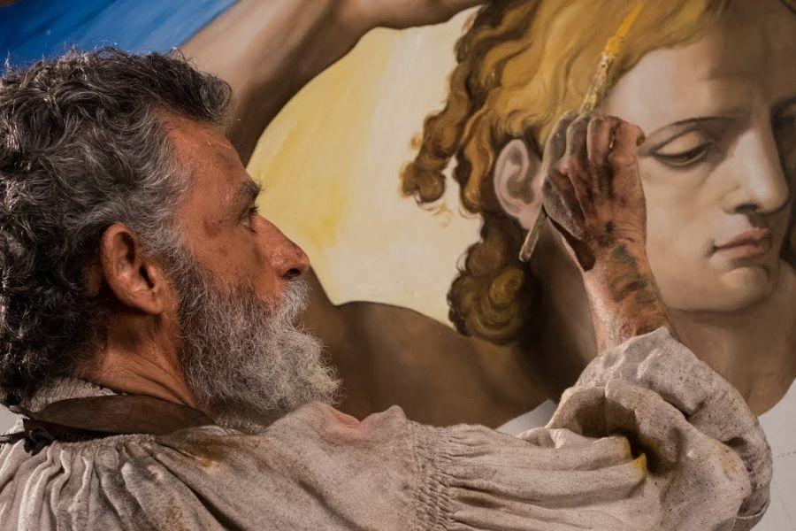 ▲ 《米開朗基羅:無盡之詩》Michelangelo- Endless_電影劇照