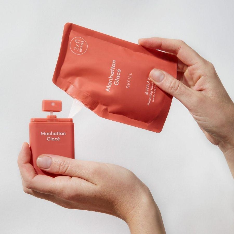 HAAN hand pocket sanitizer
