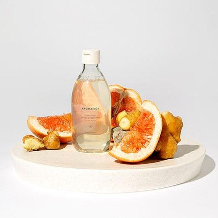 aromatic handwash sanitizer