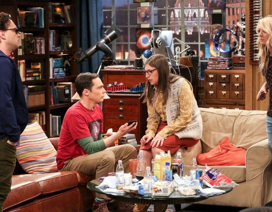 宅男行不行_The Big Bang Theory_netflix