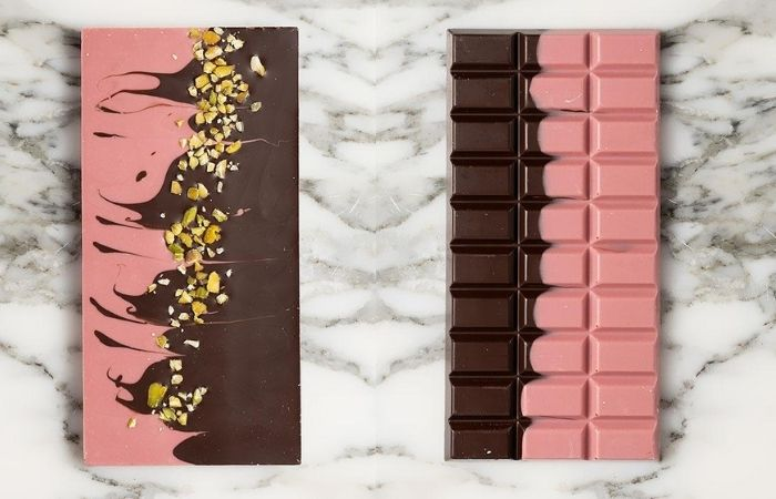 露特開心果紅寶石巧克力