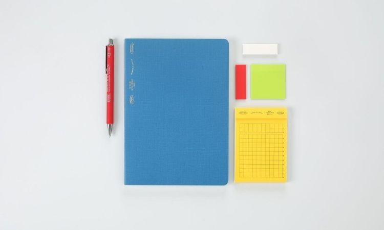 子彈筆記只需要一枝筆與一本筆記本