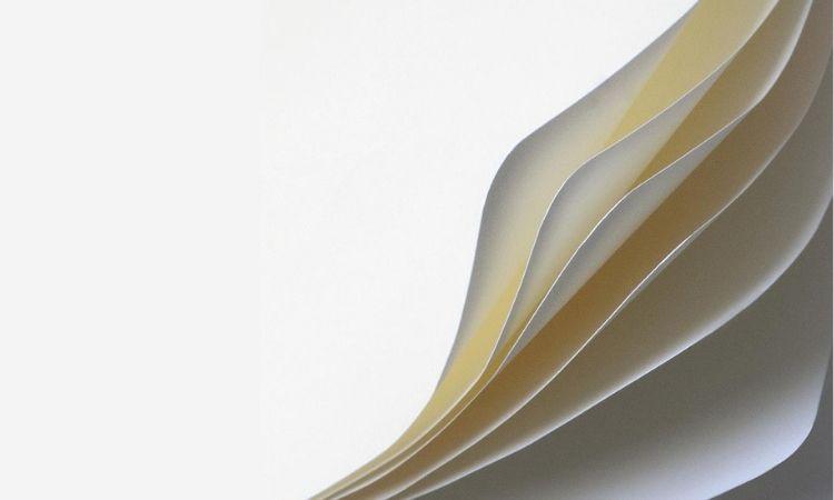 子彈筆記本的紙質很重要