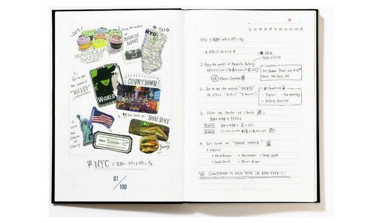 PAS-POL Bucket List/ Olive