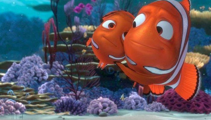 ▲父親節電影_《海底總動員》(Finding Nemo)_劇照