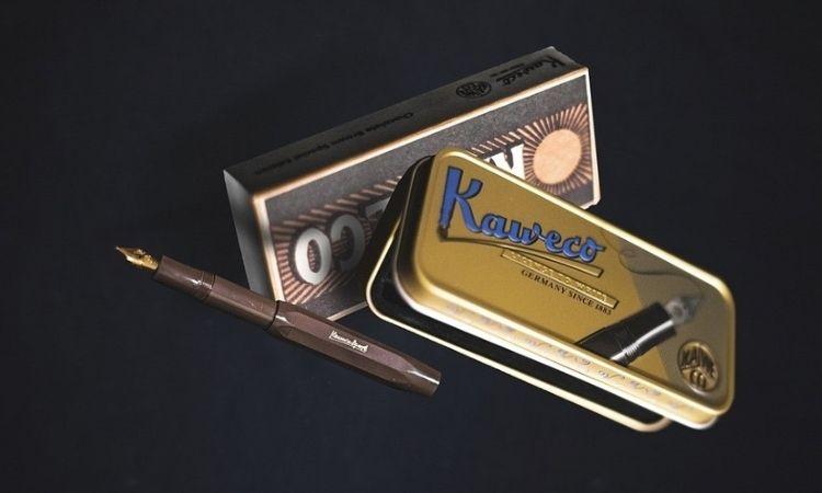 Kaweco CLASSIC Sport系列鋼筆/ 巧克力色/ F