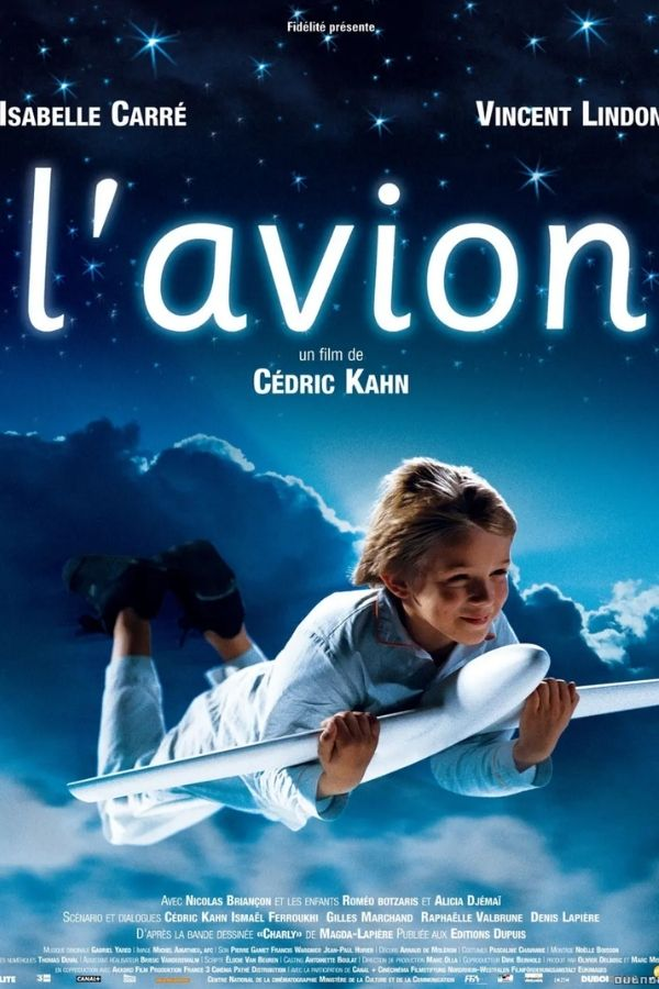 法國電影_愛在飛翔_L'avion