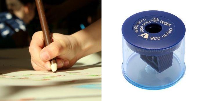 Raymay Kum粉蜡笔专用笔削