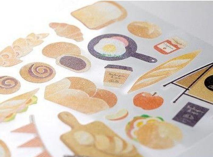 MIDORI Sticker/ Marche 系列貼紙