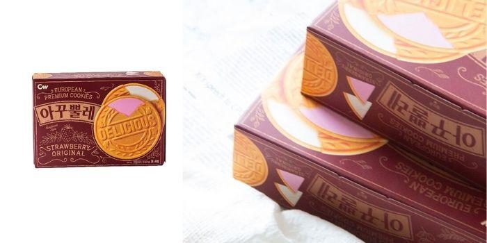CW顶级法兰酥薄饼