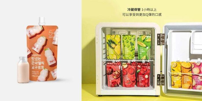 INTAKE-蒟蒻果冻饮