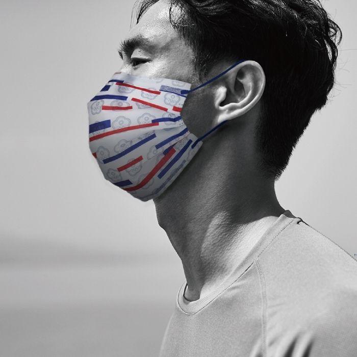 MEDTECS美德醫用口罩|中華奧會聯名口罩