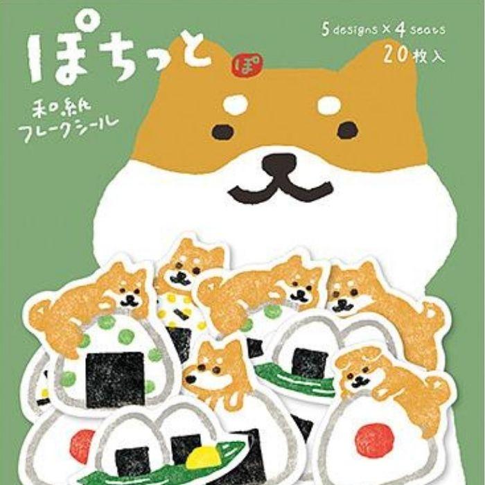 动物系纸胶带:日本美浓和纸