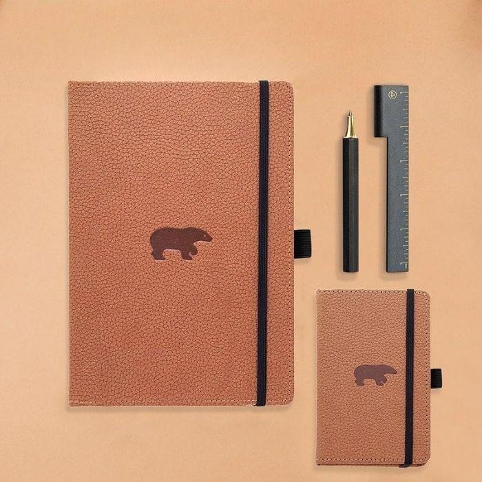 鋼筆書寫推薦筆記本Dingbats* Notebook A6尺寸