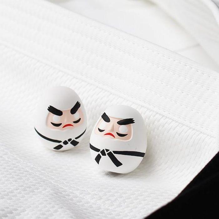 中川政七商店 Fortune Slip/ Daruma/ Sports/ Judo