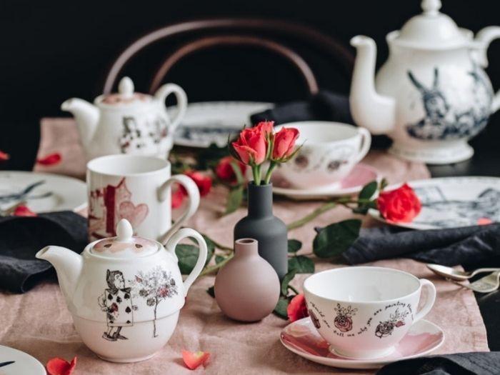 Whittard 爱丽丝茶壶组
