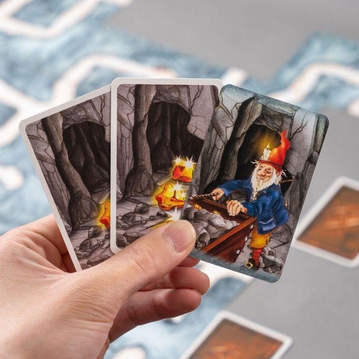 桌遊推薦:矮人礦坑