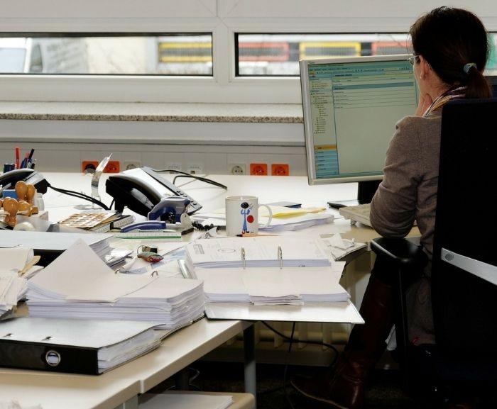 無限延伸的辦公桌