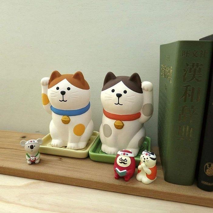 日本療癒公仔旅貓