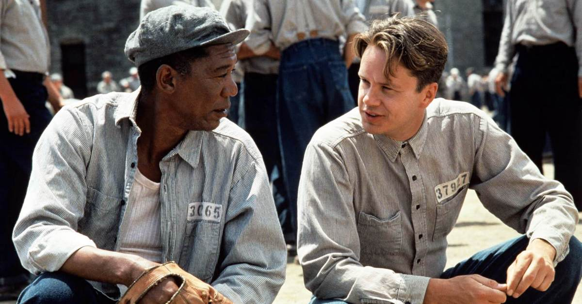 刺激1995   The Shawshank Redemption