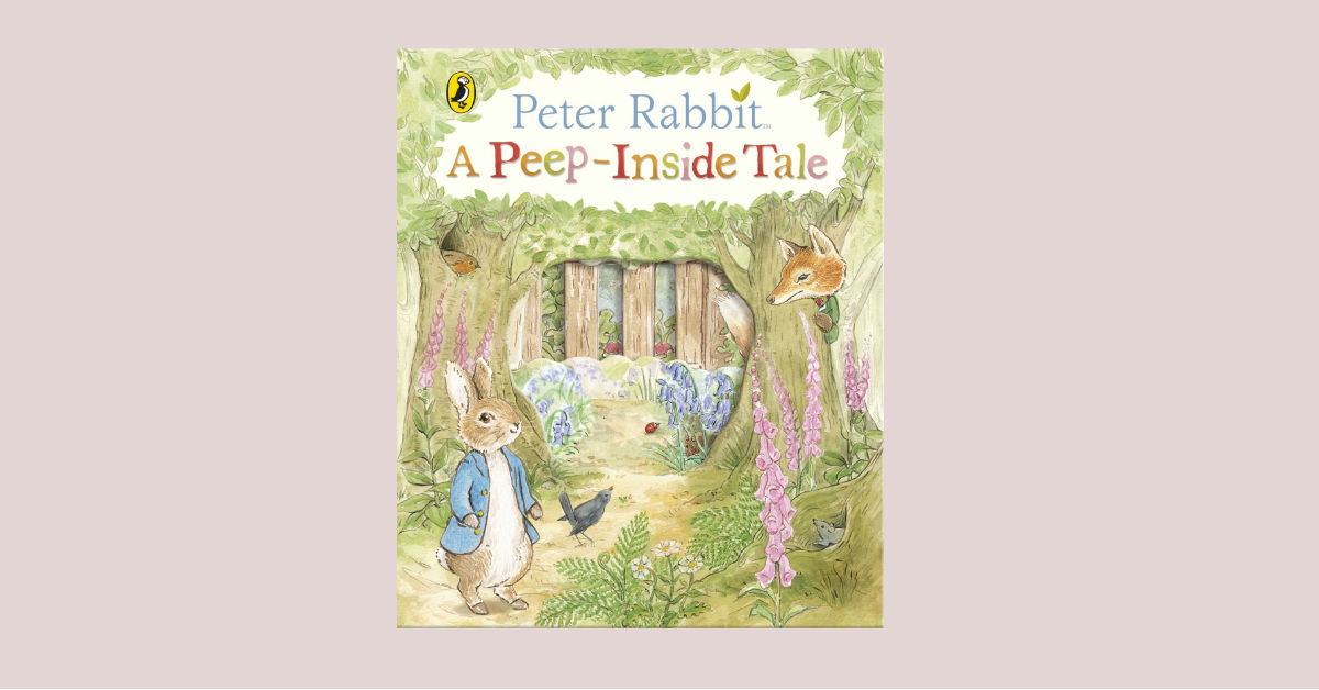 Live Storytelling Session《Peter Rabbit: A Peep-Inside Tale》