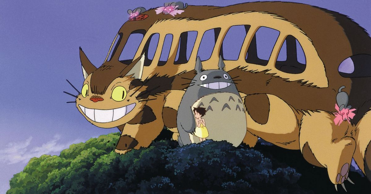 (日語版) 龍貓  My Neighbor Totoro