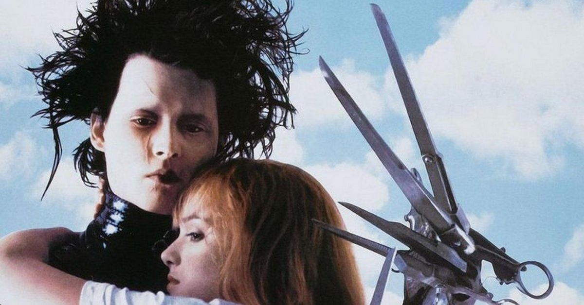 剪刀手愛德華   Edward Scissorhands
