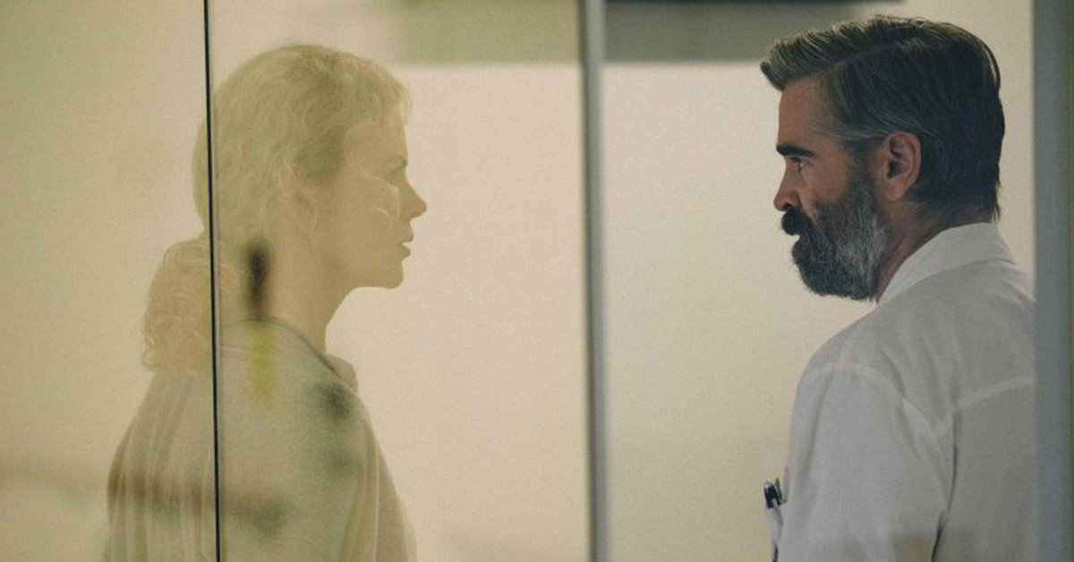 聖鹿之死  The Killing of a Sacred Deer
