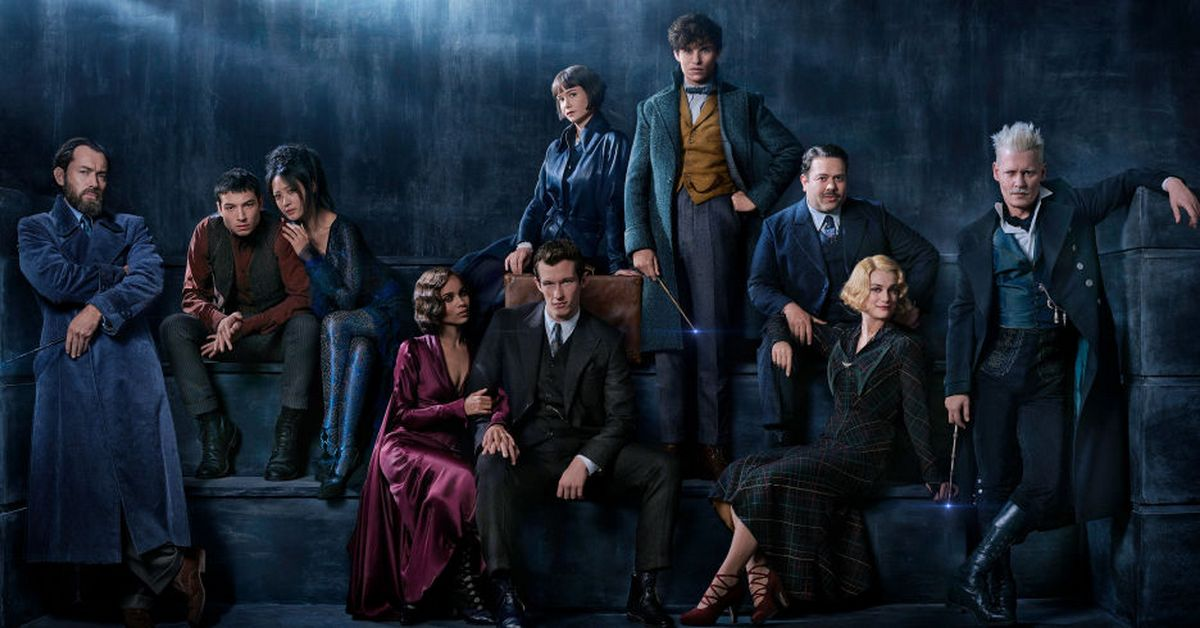 怪獸與葛林戴華德的罪行  Fantastic Beasts: The Crimes of Grindelwald