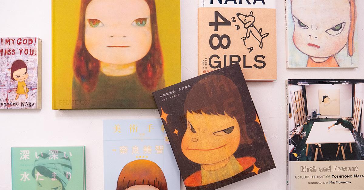 看《奈良美智特展》前需要了解的5件事!再讀一遍《小星星通信》《奈良美智48女孩》