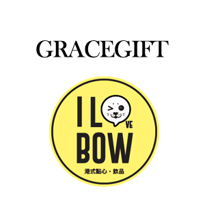 Grace gift + I LOVE BOW