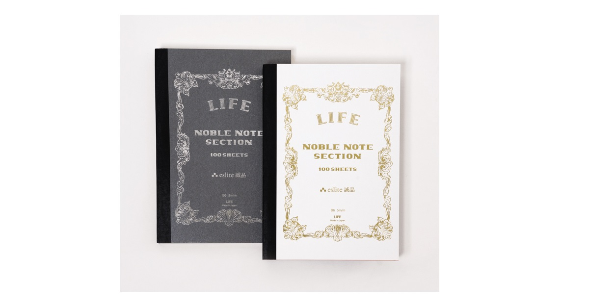 eslite 30th 獨家聯名 LiFE Noble Note/B6