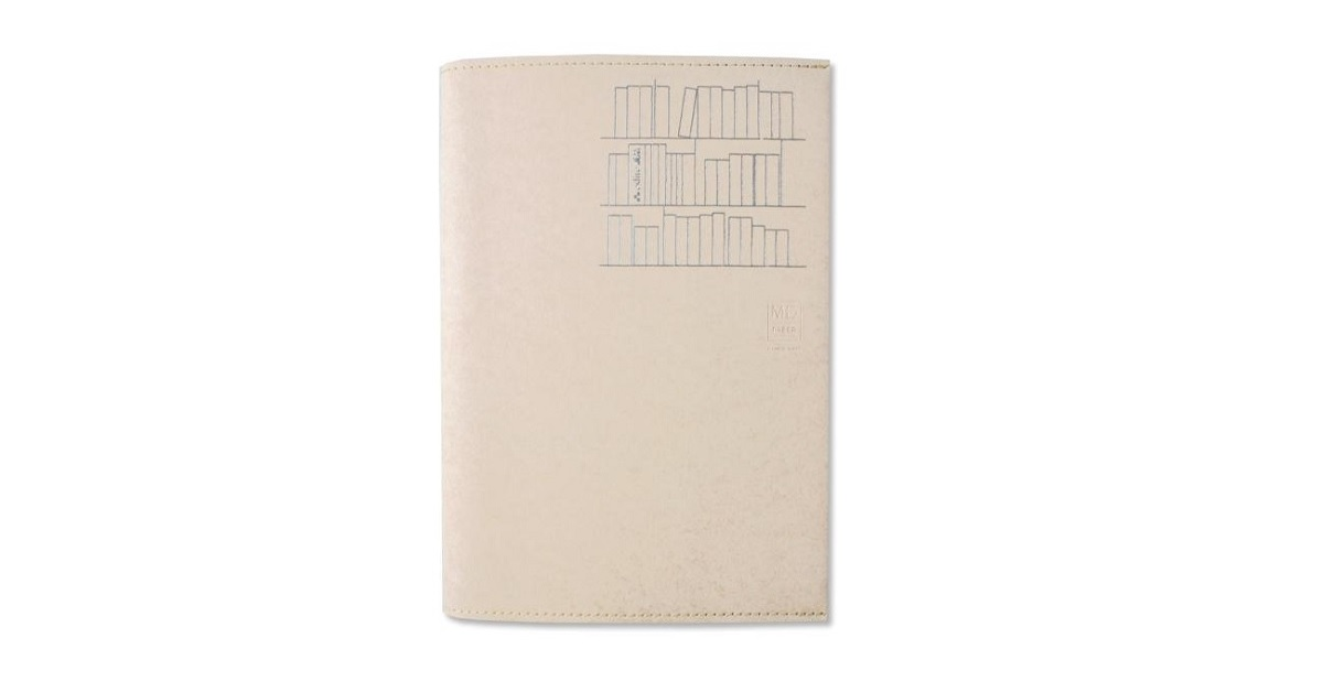 Midori Eslite 30th MD Notebook cover A5