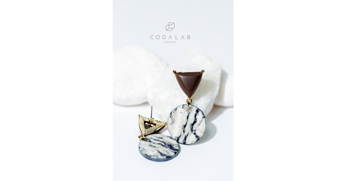 Codalab Accessory | 雲石耳環