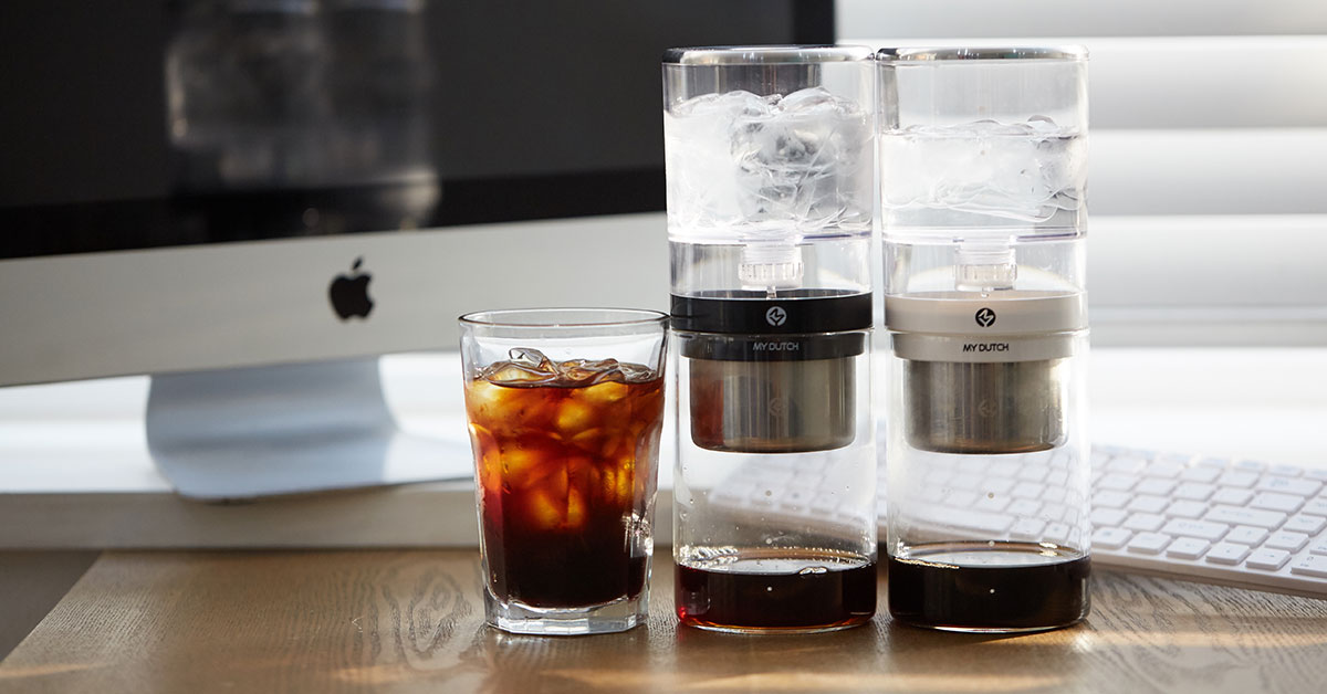 BEANPLUS My Dutch Colddrip X5冰滴組